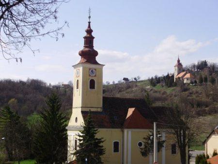 Crkve u Vugrovcu