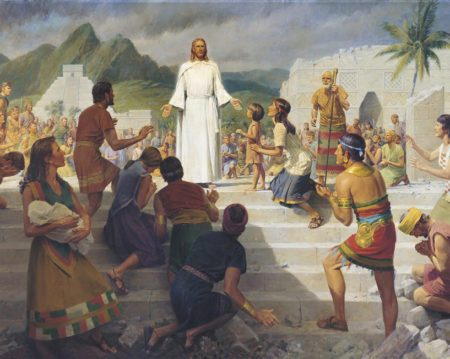 Isus poučava