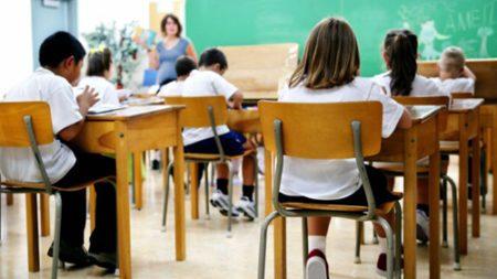 Djeca u razredu