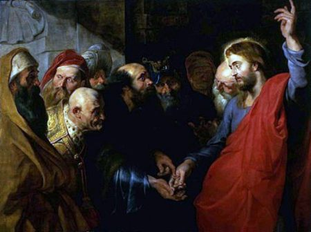 Caru carevo, a Bogu Božje