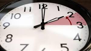 Sat natrag - zimsko računanje vremena
