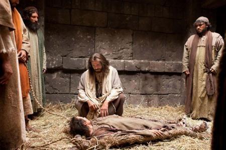 Isus oprašta i ozdravlja