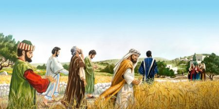 Isus Gospodar subote
