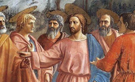 Isus i učenici