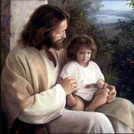 Isus i dijete
