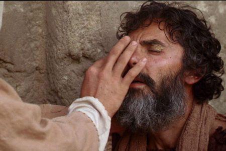 Isus ozdravlja slijepoga