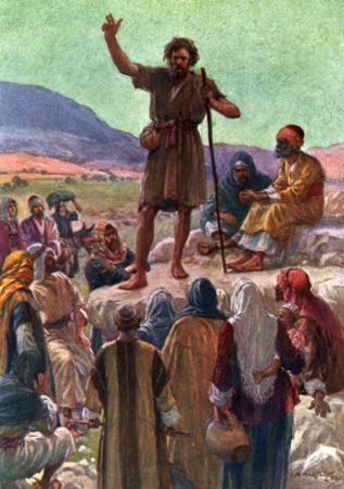 Ivan Krstitelj poziva na obraćenje