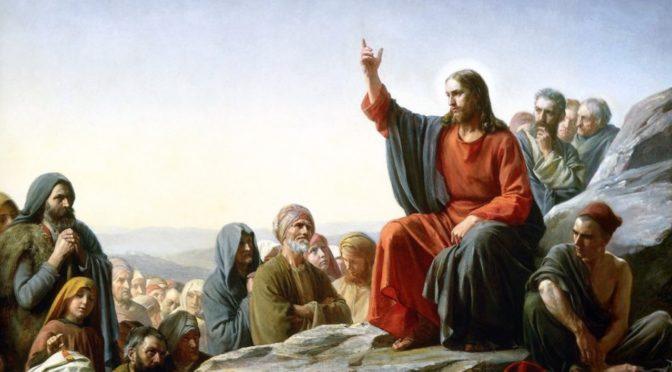 Isus naučava: nesudite!