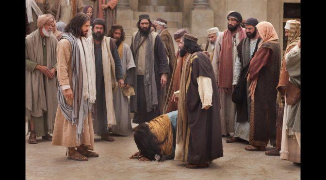 Isus i grešnica