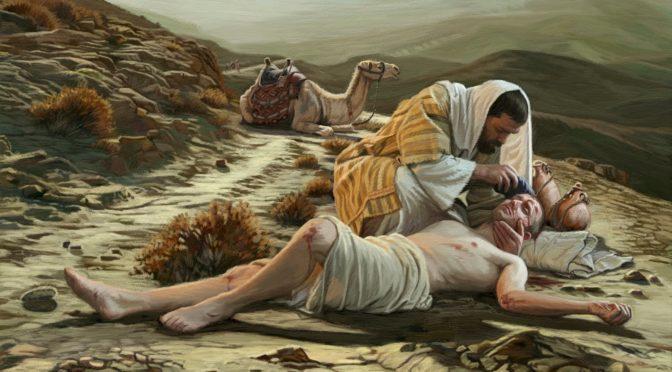 Milosrdni Samarijanac