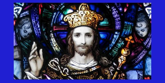 Krist Kralj svega stvorenja