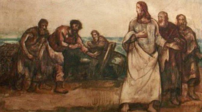 Isus poziva apostole