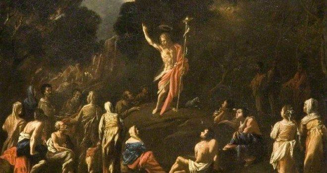 Ivan Krstitelj - svjedok