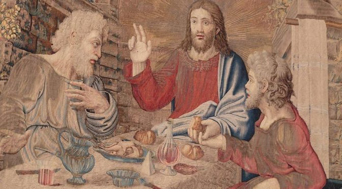 Isus u Emausu