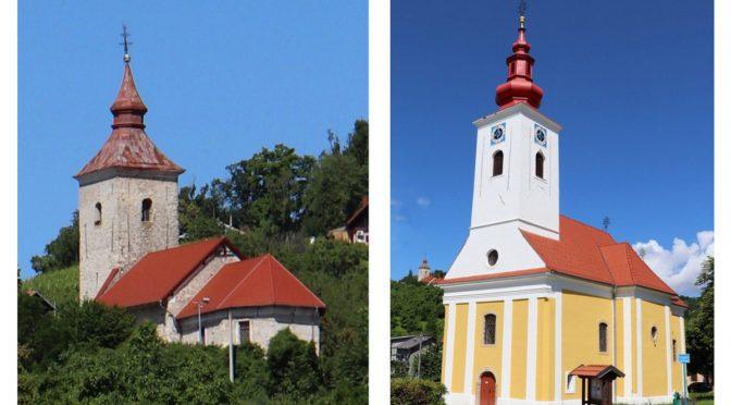 Crkve - Vugrovec